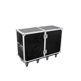 ROADINGER Universal-Roadie-Case Double Drawer DD-2