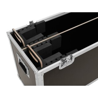 ROADINGER Flightcase 2x LCD ZL70