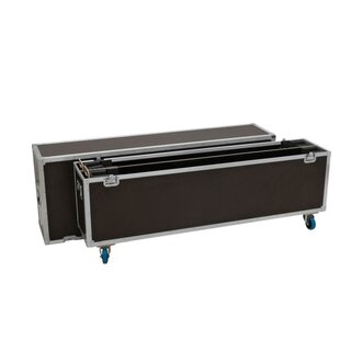 ROADINGER Flightcase 2x LCD ZL65