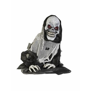 EUROPALMS Halloween Figur Death Man, 68cm