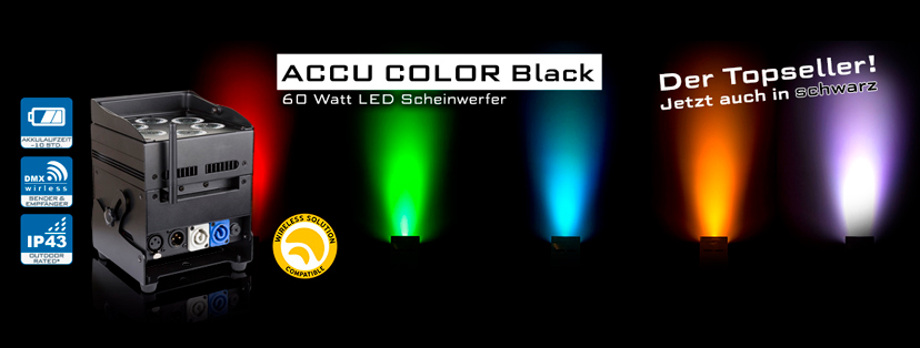 Accu Color Black