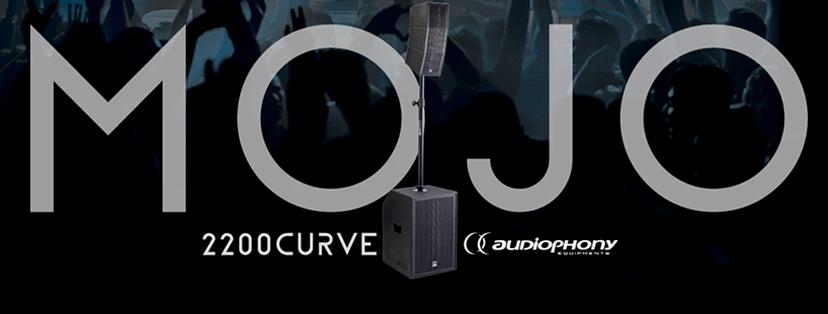 Audiophony MOJO2200Curve